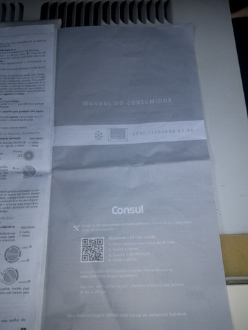 Ar condicionado Consul 7500 BTUs semi novo - Foto 5