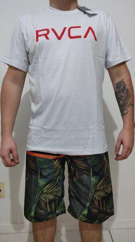 Camisetas Premium e bermudas Tactel - Foto 2