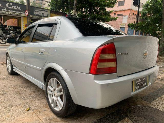 Astra sedan completo, kit gás financio 48 x 599 - Foto 8
