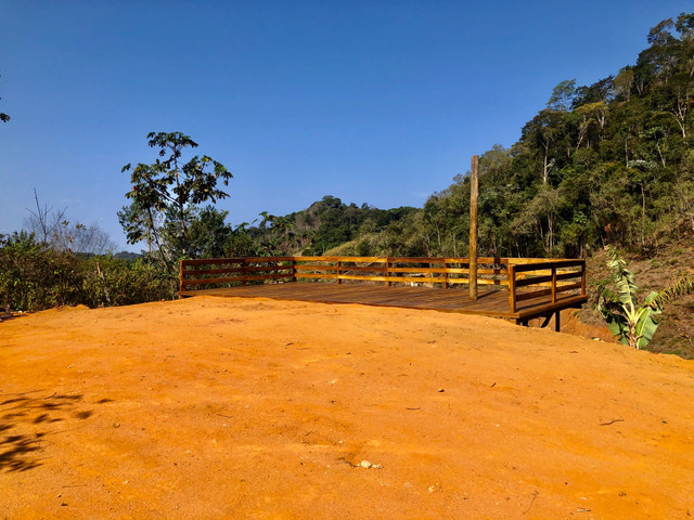 Sítio em Santa Teresa 1,5km de estrada de chão - Foto 4
