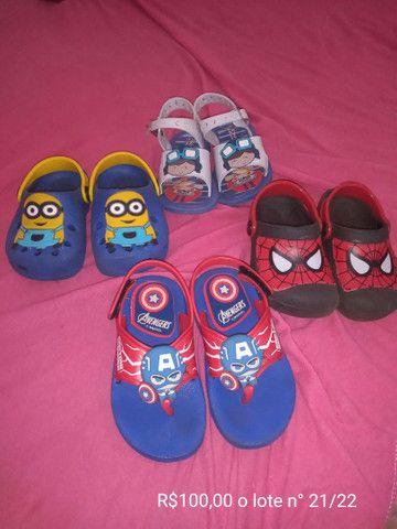 Calçados infantis Masculino - Foto 2