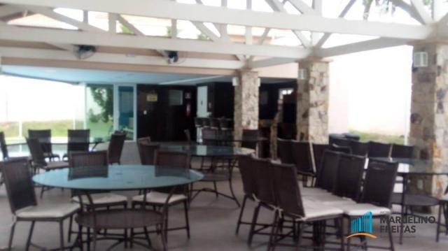 Casa com 3 dormitórios para alugar, 176 m² por R$ 2.509,00/mês - Precabura - Eusébio/CE - Foto 12