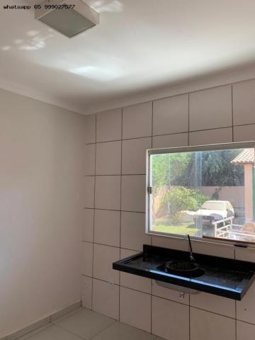 Casa em Condomínio para Venda em Várzea Grande, Santa Maria, 2 dormitórios, 1 banheiro, 1  - Foto 14