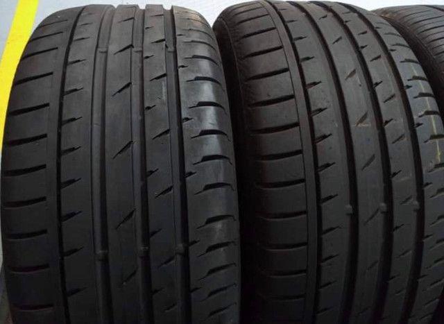 ? pneus semi novos 255/50-20 - Foto 3