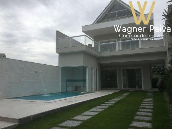 Casa com 5 suítes no Riviera del Sol no Recreio **wagnerpaivacorretor****