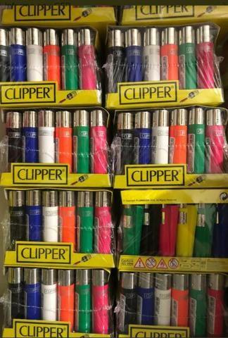 Isqueiros da Clipper recarregáveis Só 2,20 - Foto 3