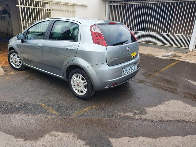 FIAT PUNTO ELX 1.4, Ano 2009, 4P - Foto 2