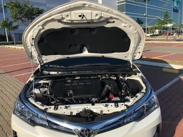 Toyota Corolla 2.0 Xei 17/18 Baixa Km Extra - Foto 6