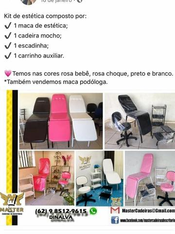 Master cadeiras e estética