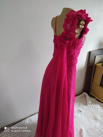Vestido de festa pink - Foto 2