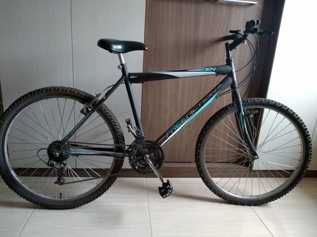 Bicicleta free action - barbada