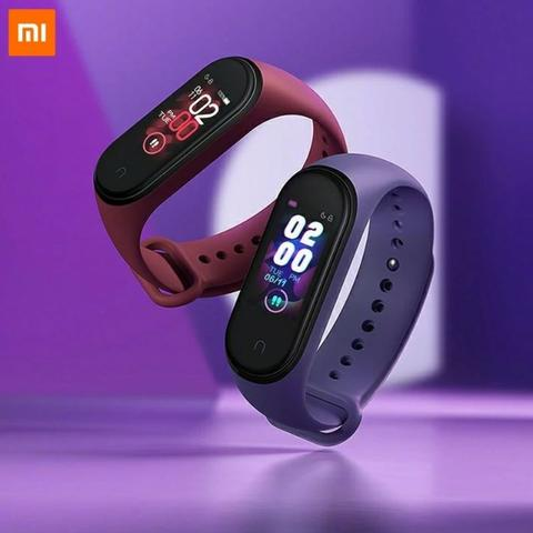 Smartwatch Mi Band 4 (Versão Global) - Foto 2