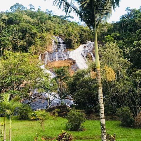 Alugamos Sítio com Cachoeira - Santa Leopoldina - Foto 2