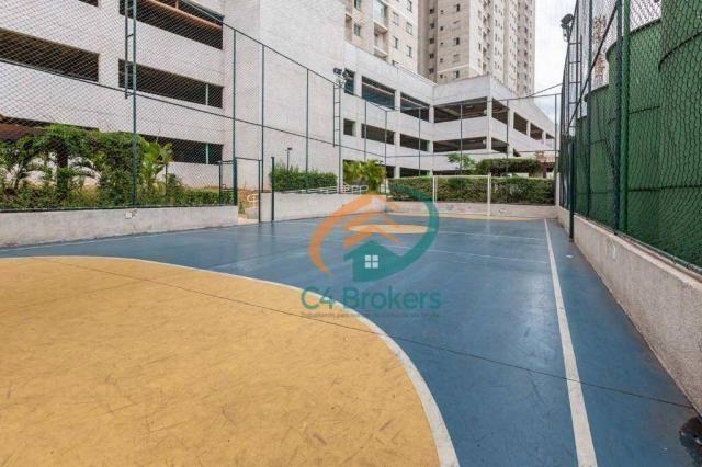 Apartamento com 3 dormitórios à venda, 63 m² por R$ 335.000,00 - Vila Miriam - Guarulhos/S - Foto 12