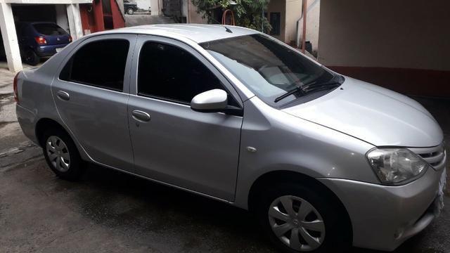 Etios Sedan 1.5x 2015 - Foto 3