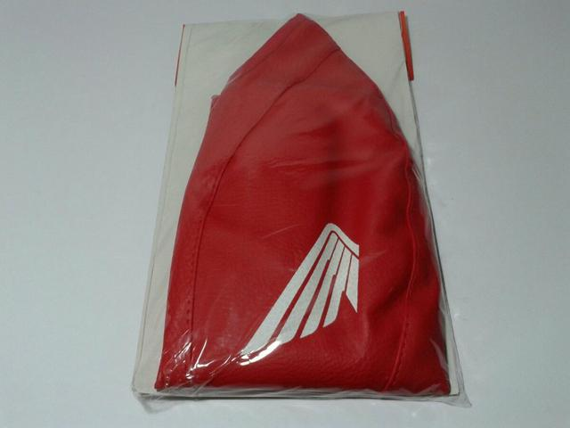 Capa de tanque Fan titan 2008 a 2014 cor vermelha - Foto 2