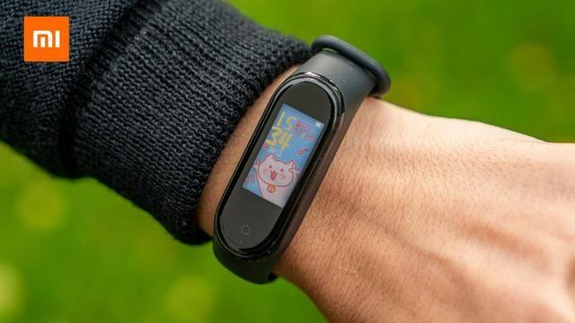 Smartwatch Mi Band 4 (Versão Global) - Foto 3