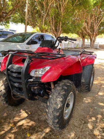 Quadriciclo Honda Fourtrax 420cc - Foto 6