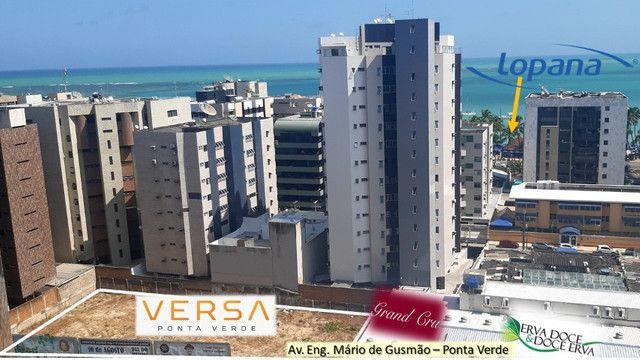 Lançamento do Versa na Ponta Verde, Apto 3 quartos - Foto 7