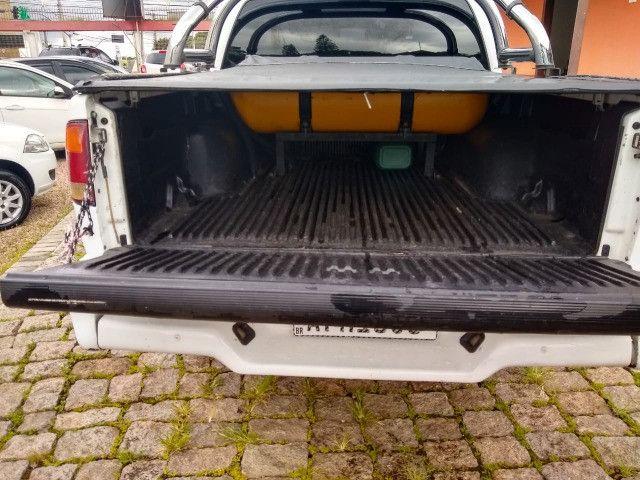 S10 Cabine Dupla 2.2 Gasolina/GNV 1998 - Foto 12