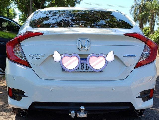 Honda Civic touring o mas completo da categoria com 47.000 km apenas venda - Foto 3