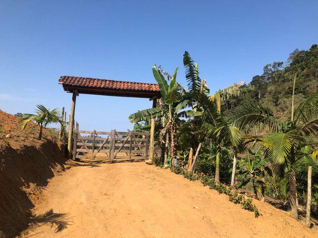 Sítio em Santa Teresa 1,5km de estrada de chão - Foto 7