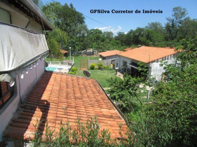 Chácara 7.500 m2 área central da cidade de Porangaba - SP Ref. 497 Silva Corretor - Foto 3