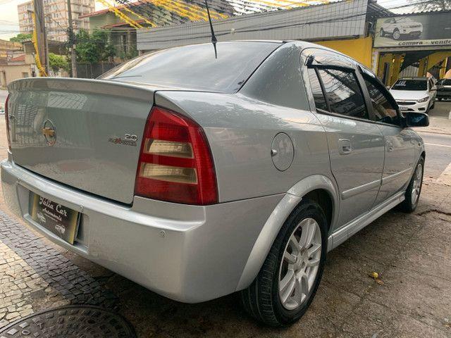 Astra sedan completo, kit gás financio 48 x 599 - Foto 6
