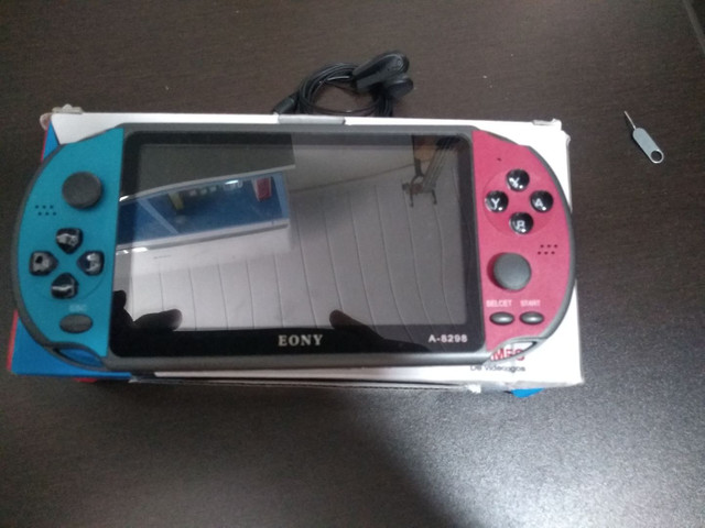 Vídeo game portátil EONY