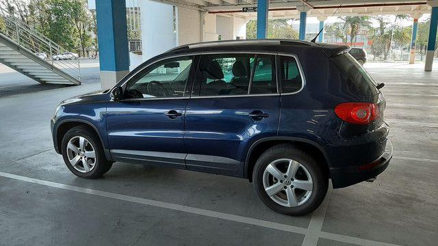 Volkswagen Tiguan Nos 2011 Automático  - Foto 2