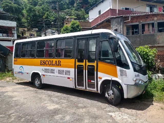 Vendo ou troco por van micro onibus - Foto 11