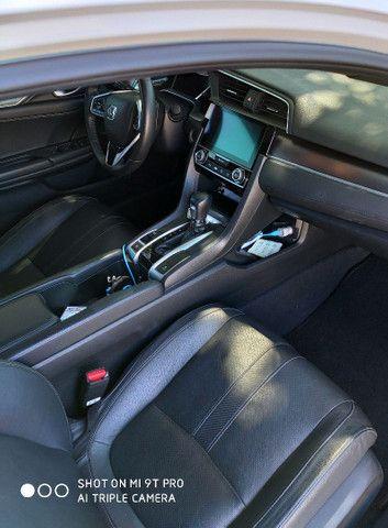 Honda Civic touring o mas completo da categoria com 47.000 km apenas venda - Foto 6