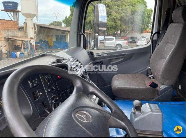 Mercedes bens Axor 2035 4x2 ÚNICO DONO  - Foto 5
