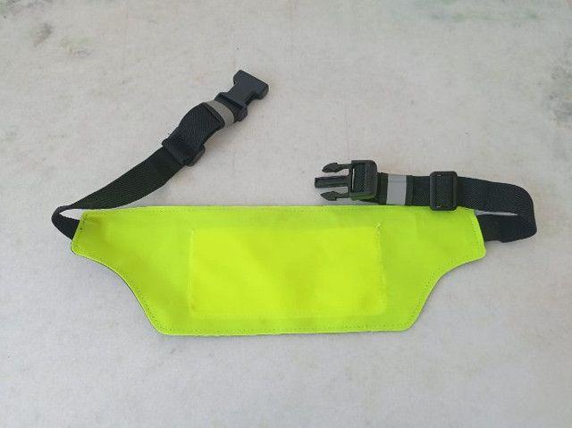 Pochete Para Moto Boy Ultra Slim - Super Resistente a Água (Impermeável) - Foto 5
