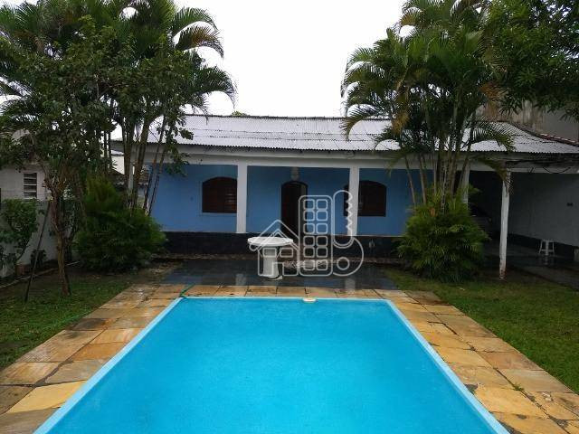 Casa com 3 dormitórios à venda, 201 m² por R$ 350.000 - Barroco (Itaipuaçu) - Maricá/RJ