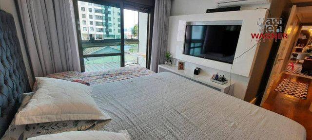 Apartamento com 3 dormitórios à venda, 116 m² por R$ 939.000,00 - Balneário - Florianópoli - Foto 11