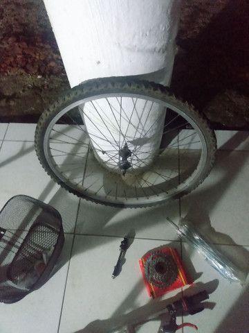 Peças para Bicicleta