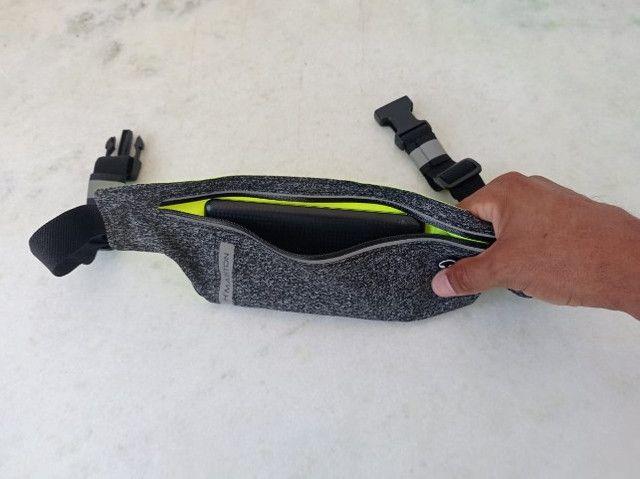 Pochete Para Moto Boy Ultra Slim - Super Resistente a Água (Impermeável) - Foto 6