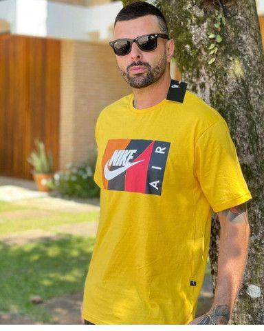Camiseta Básica Fio 30.1 Cod1 - Foto 6