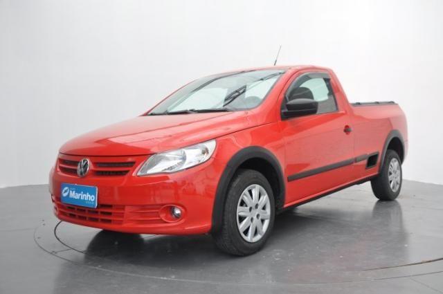 Volkswagen saveiro 2013 1.6 mi cs 8v flex 2p manual g.v