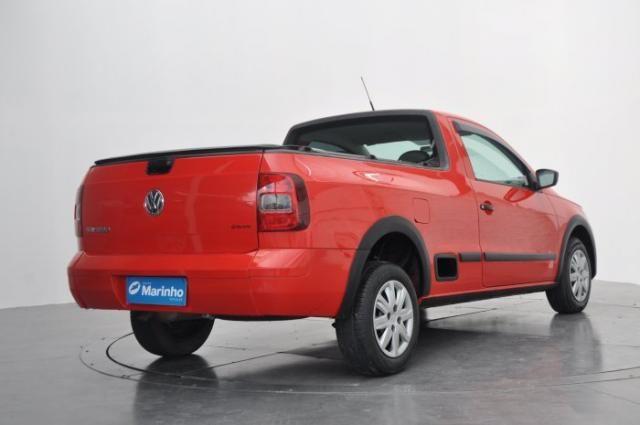 Volkswagen saveiro 2013 1.6 mi cs 8v flex 2p manual g.v - Foto 2