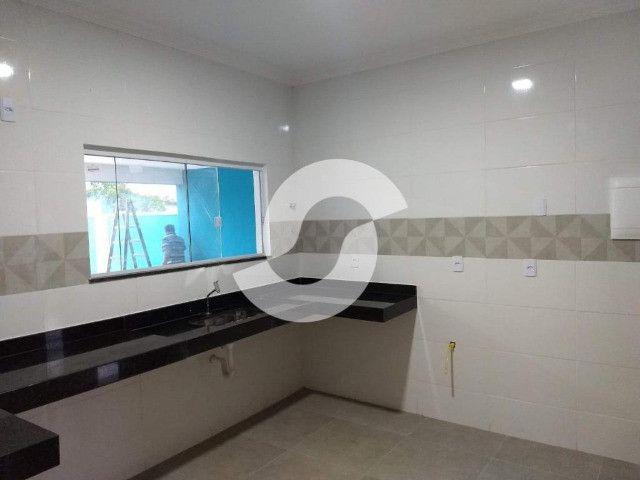 Casa com 3 dormitórios à venda, 151 m² por R$ 550.000,00 - Itaipuaçu - Maricá/RJ - Foto 4