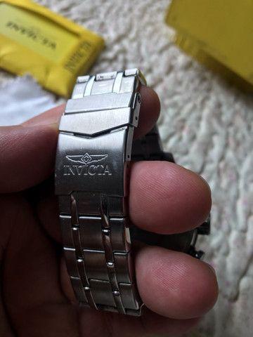 Vendo relógio invicta original  - Foto 5