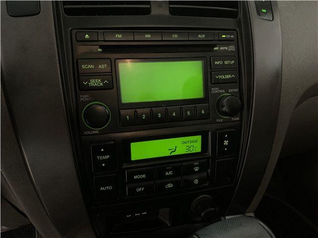 Hyundai Tucson 2011 2.0 mpfi gls 16v 143cv 2wd gasolina 4p automático - Foto 10