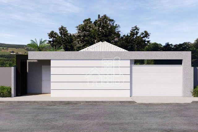 Casa com 3 dormitórios à venda, 100 m² por R$ 495.000,00 - Jardim Atlântico Leste (Itaipua - Foto 8