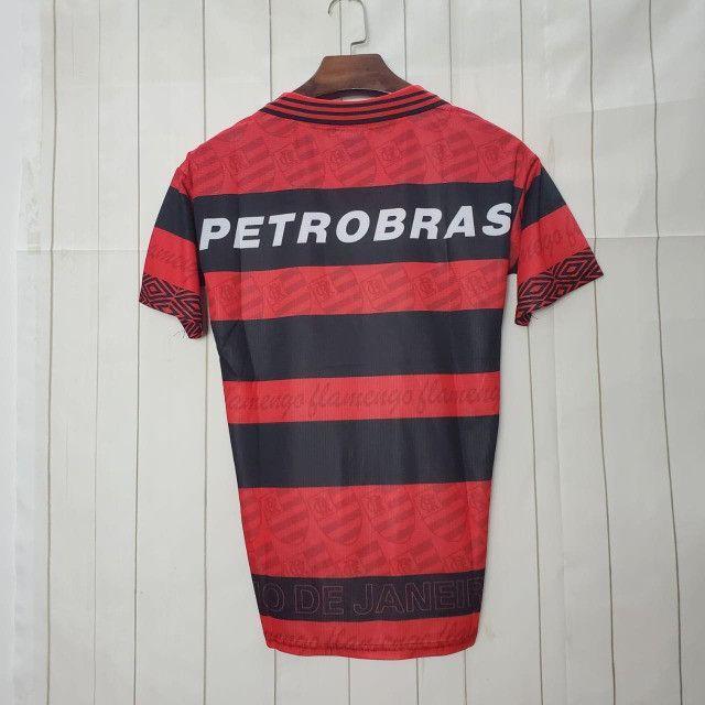 Camisa Flamengo Retrô  - Foto 6