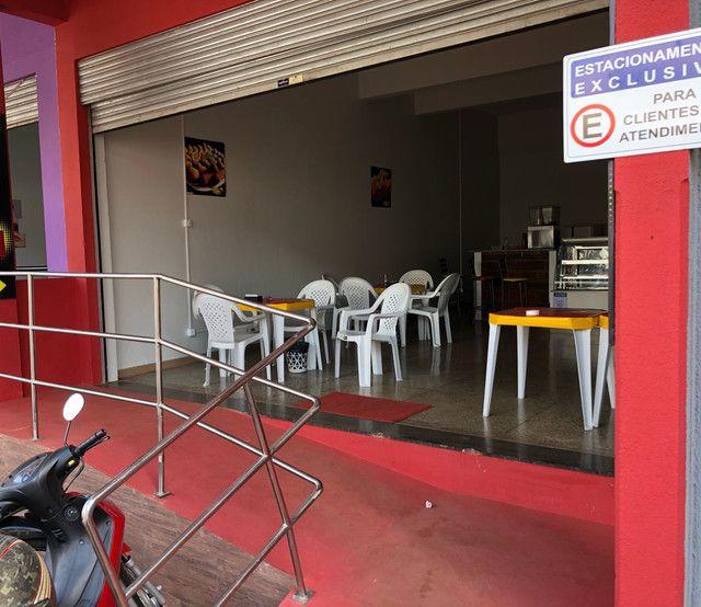 Lanchonete completa restaurante em jataí