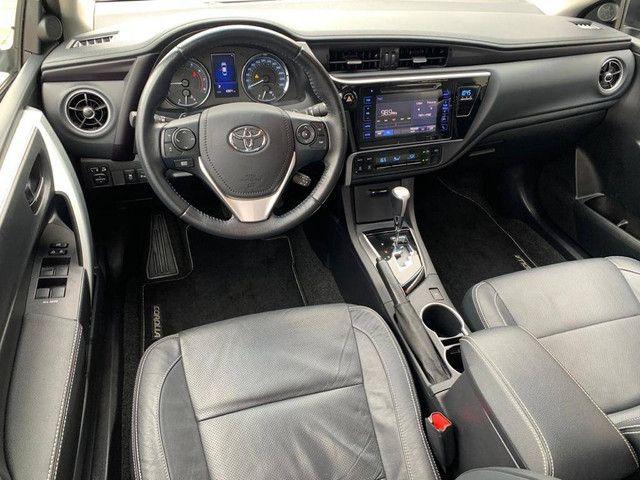 COROLLA 2018/2019 2.0 XEI 16V FLEX 4P AUTOMÁTICO - Foto 6