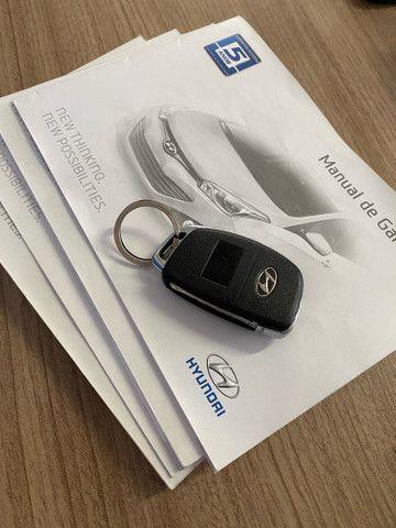 Hyundai  HB20 SEDAN 1.0 12V 2015 único dono placa i - Foto 3