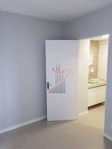 Apartamento no Ed. Grand Prix, com suíte, cozinha americana, vaga de garagem - reformado! - Foto 13